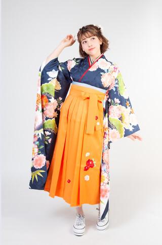 No.5814 古典/松竹梅/刺繡袴