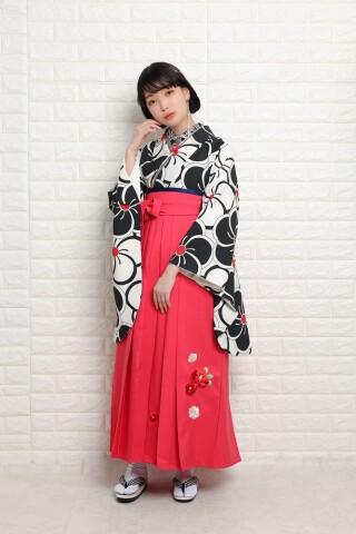No.5944 ねじり梅/刺繡袴