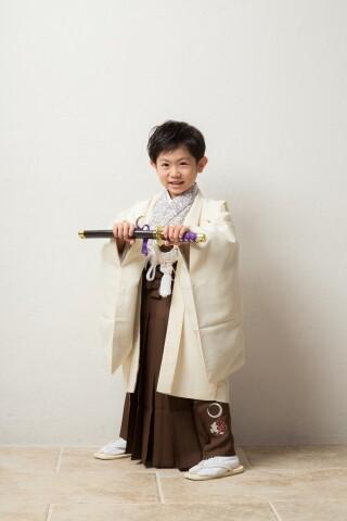 七五三 五歳袴