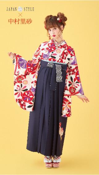 JAPAN STYLE × 中村里砂