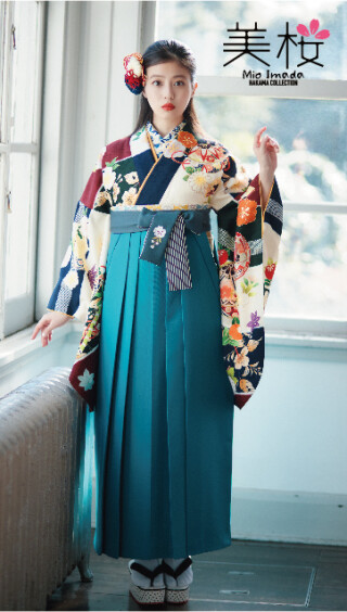 No.5417 今田美桜 × 卒業袴