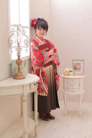 No.4162 【キッズ】女子用袴