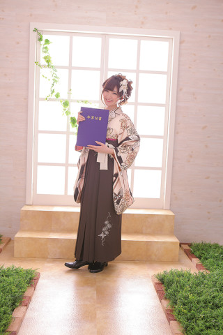 No.4166 女性用袴
