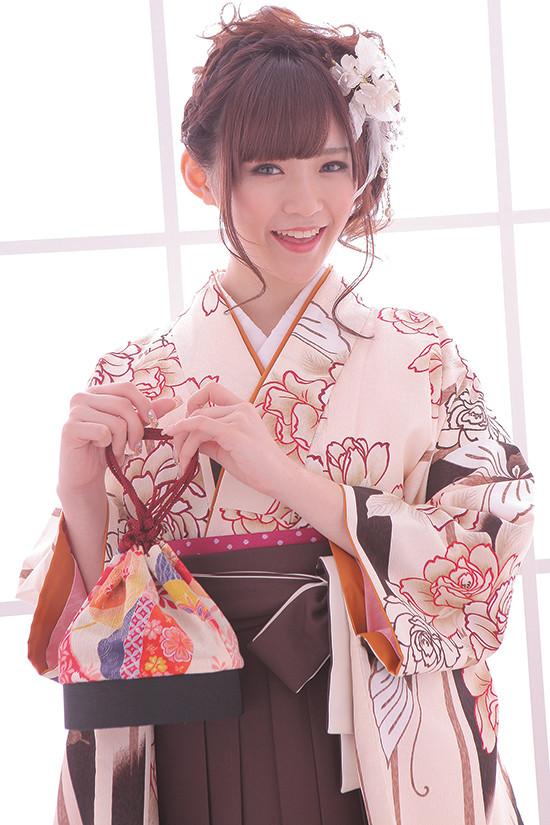女性用袴の衣装画像3