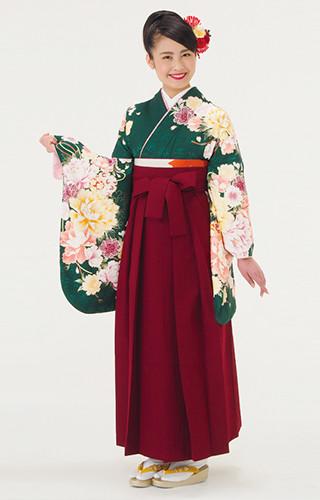 No.4431 女性用袴