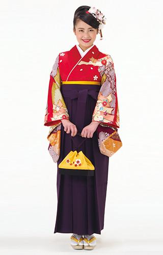 No.4432 女性用袴