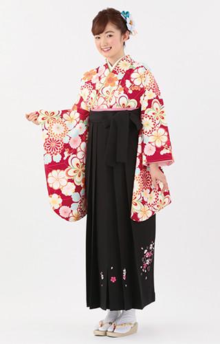 No.4436 女性用袴