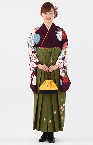 No.4439 女性用袴