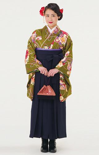 No.4442 女性用袴