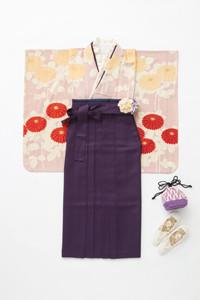 No.151 ひなた|紫袴