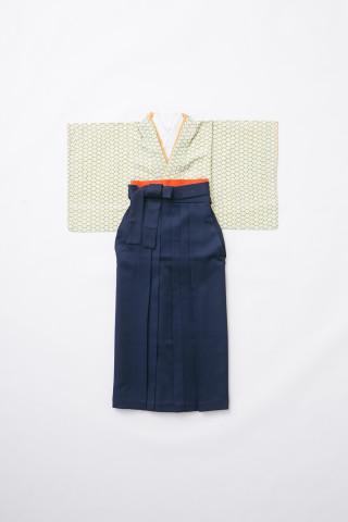 No.1926 梅|紺袴