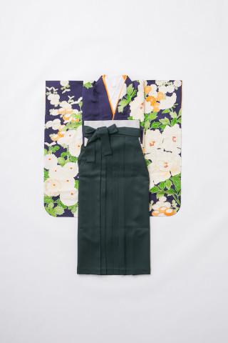 No.1928 あい|緑袴