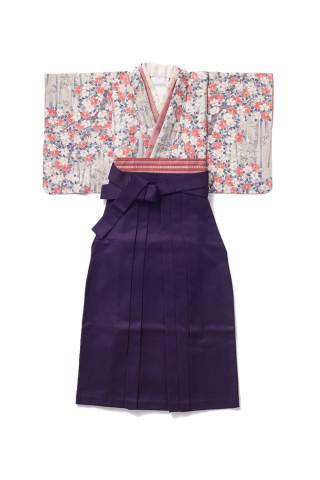 No.892 桜|紫袴
