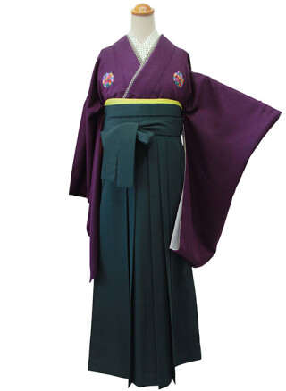 No.5602 アネモネ016(無地紫)