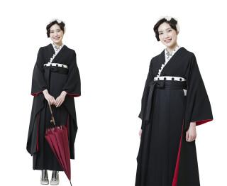 それいゆ レトロ・アンティーク無地着物&袴レンタルの店舗画像1