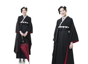 それいゆ|レトロ・アンティーク無地着物&袴レンタル