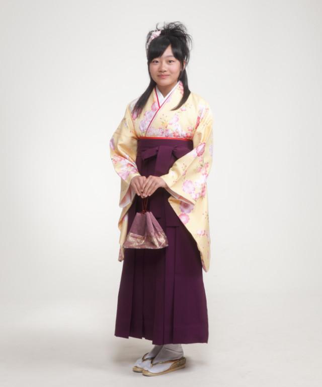 卒業袴レンタルお出かけコースの衣装画像1