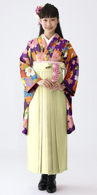 【小学生女子卒業袴】81