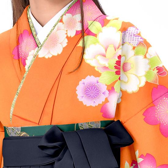 【卒業袴セット】SJ180_A2の衣装画像2
