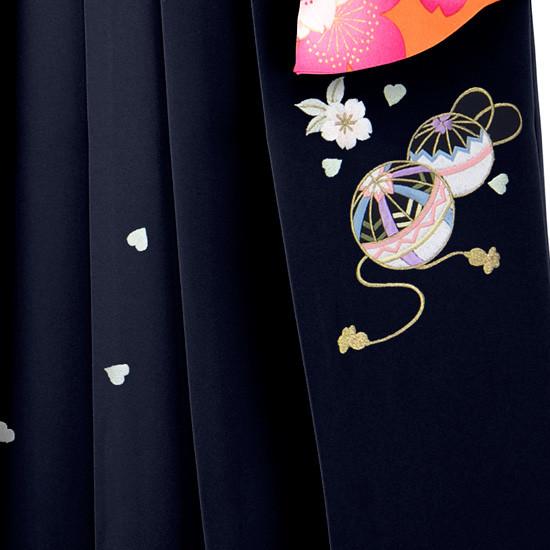 【卒業袴セット】SJ180_A2の衣装画像3