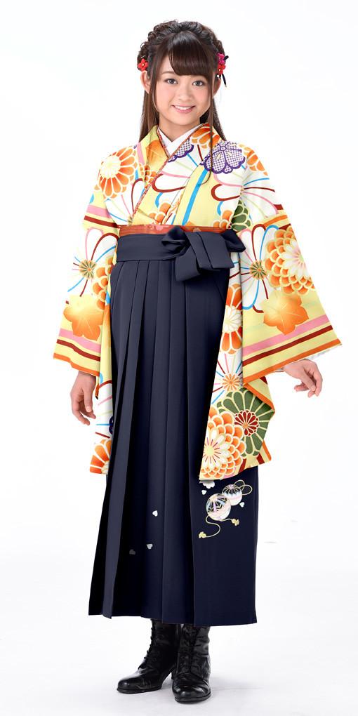 【卒業袴セット】SJ181_A2の衣装画像1