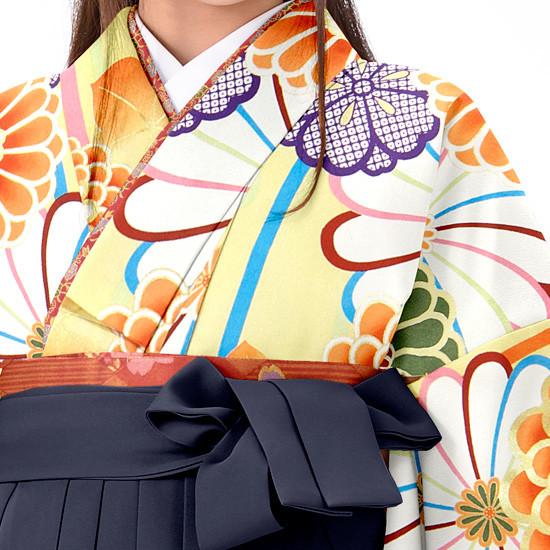【卒業袴セット】SJ181_A2の衣装画像2
