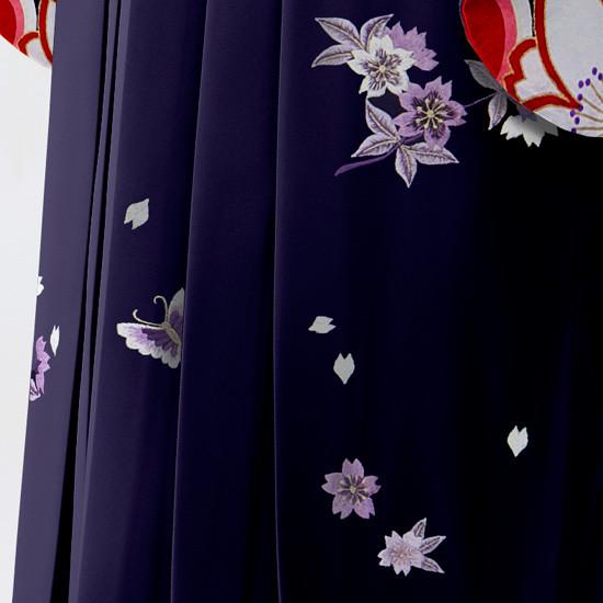 【小学生女子卒業袴】77の衣装画像3