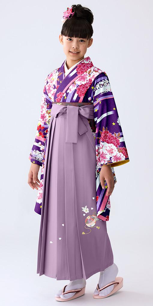 【小学生女子卒業袴】50の衣装画像1