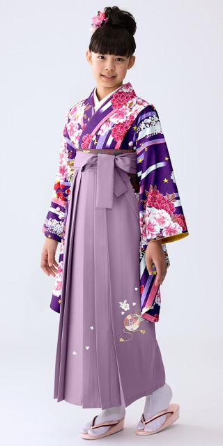 【小学生女子卒業袴】50