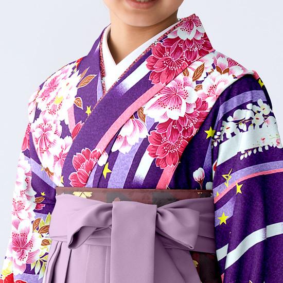 【小学生女子卒業袴】50の衣装画像2