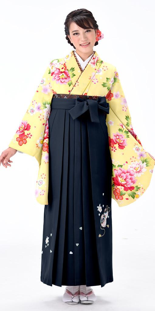 【卒業袴セット】SJ173_A2の衣装画像1