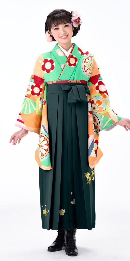 【卒業袴セット】SJ167_A1の衣装画像1