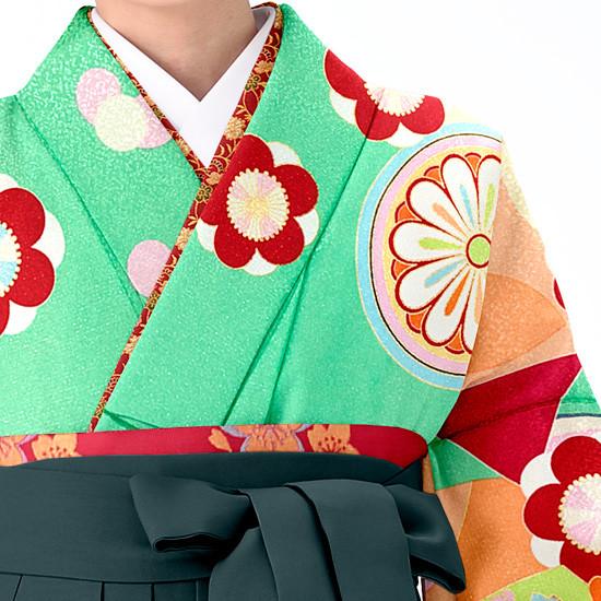 【卒業袴セット】SJ167_A1の衣装画像2