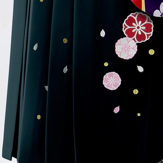 【小学生女子卒業袴】86の衣装画像3
