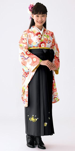 【小学生女子卒業袴】71