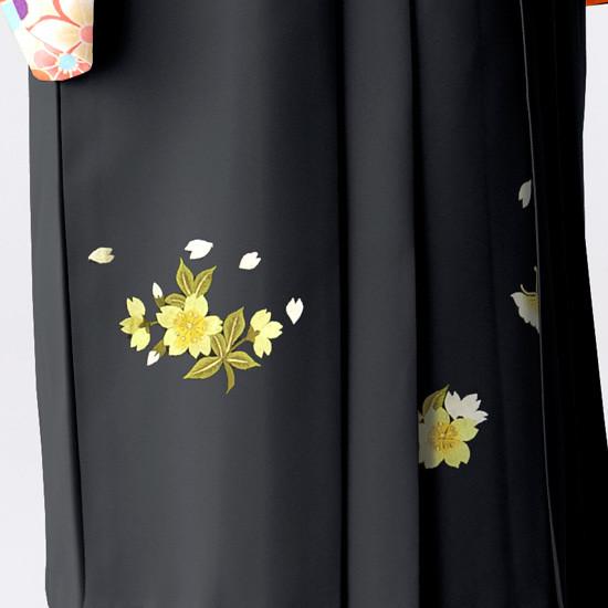 【小学生女子卒業袴】71の衣装画像3