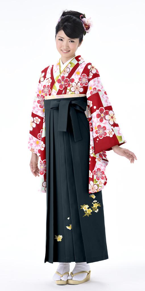 【卒業袴セット】SJ164_A2の衣装画像1