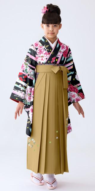 No.623 【小学生女子卒業袴】49