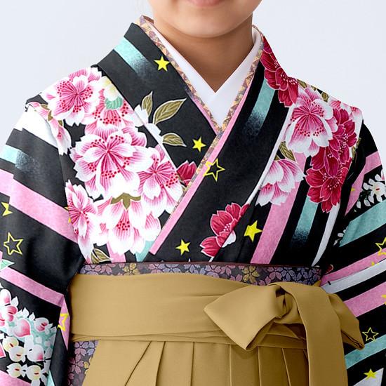 【小学生女子卒業袴】49の衣装画像2
