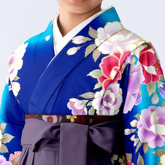 【小学生女子卒業袴】69の衣装画像2