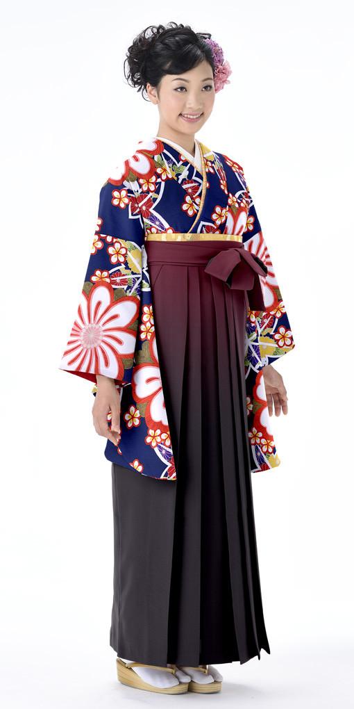 【卒業袴セット】SJ165_A2の衣装画像1