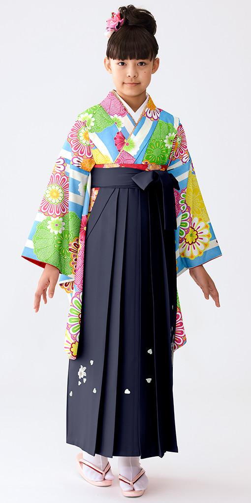 【小学校女子卒業袴】70の衣装画像1