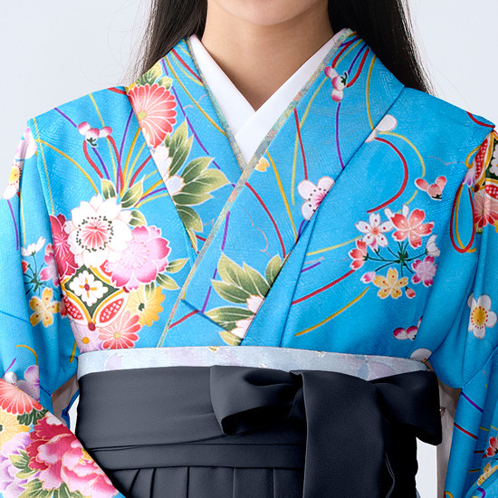【小学生女子卒業袴】51の衣装画像2