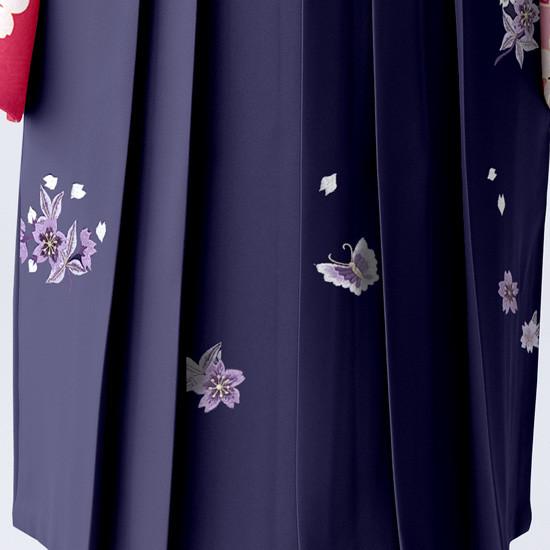 【小学生女子卒業袴】57の衣装画像3
