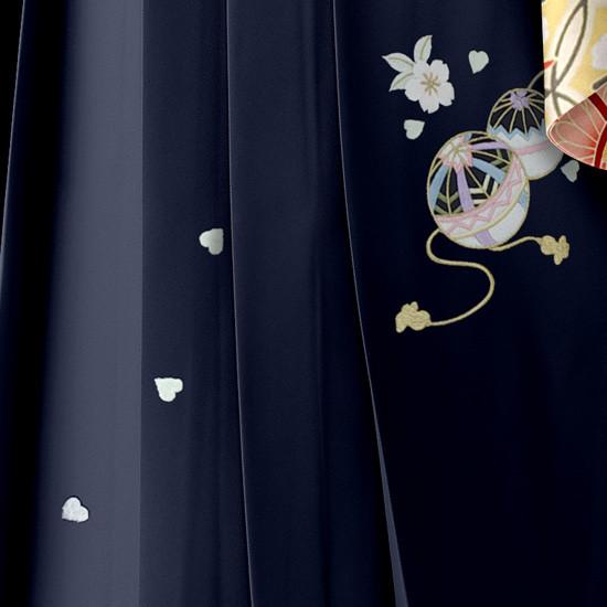 【小学生女子卒業袴】58の衣装画像3
