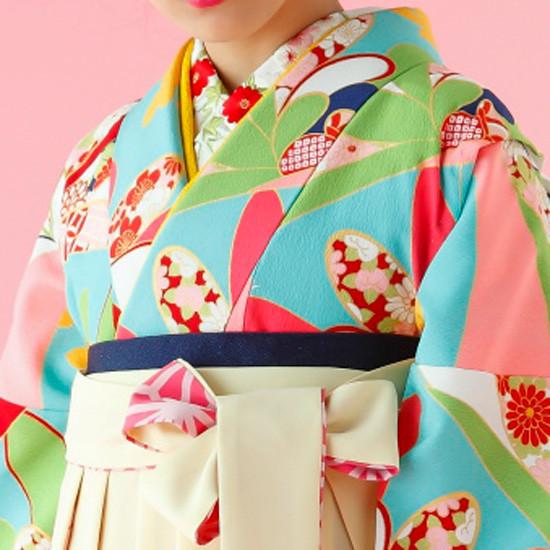 【小学生女子卒業袴】78の衣装画像2