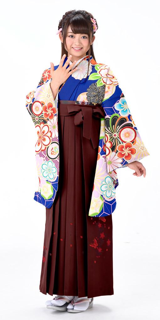 【卒業袴セット】SJ169_A1の衣装画像1