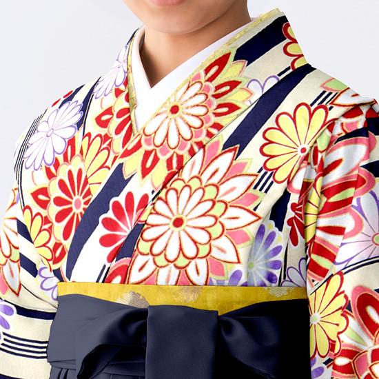 【小学生女子卒業袴】76の衣装画像2