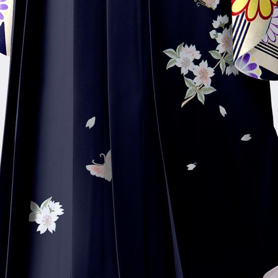 【小学生女子卒業袴】76の衣装画像3