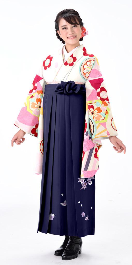 【卒業袴セット】SJ168_A2の衣装画像1